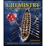 Chemistry in the Community- Chemcom (6th. 12) by (ACS). American Chemical Society [Hardcover (2011)]