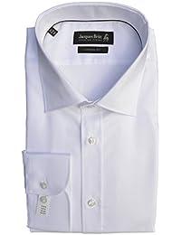 Jacques Britt Hemd John EEL extra extra langer Arm Custom Fit Weiß Größe 44