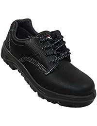 Zapatos de Seguridad S3 Impacto Zapatos Zapatos Zapatos Profesionales del Negocio Zapatos Plana Negro B-