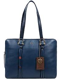 Hidesign Ashes Women's Handbag (Blue)