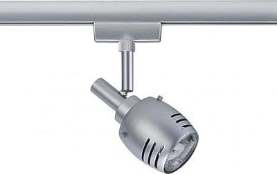 Urail System Lighteasy Spot Rumas 1x7w Gu10 Titan 230v Metall von Paulmann