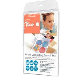 Preisvergleich Produktbild Peach S-PP525-18 Laminierfolien DIN A3 125 mic, selbstklebend, 100 Stück