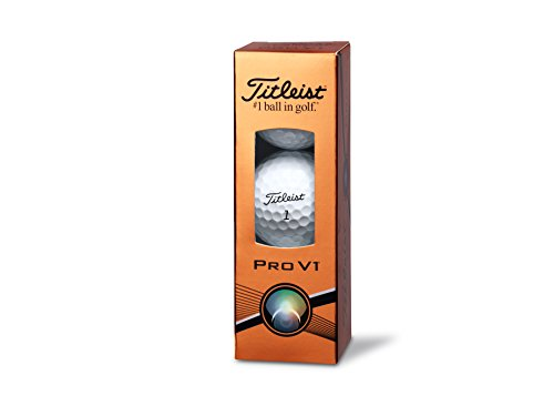 Titleist Pro V1 - 2015er Golfbälle (3 Stück) -