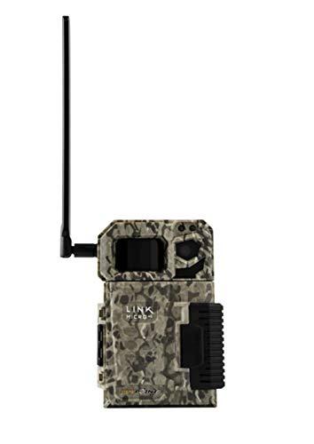 Spypoint 4G Wildkamera Link-Micro mit Bildübertragung und APP-Steuerung