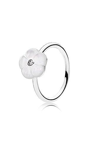 anello pandora madreperla