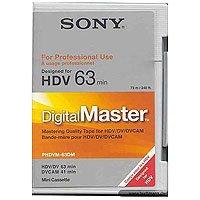 sony-digitalmaster-phdvm-63dm-mini-dv-1-x-63min