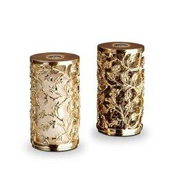 L'Objet Lorel Spice Jewels Gold Salt & Pepper Shakers by L'Objet Gold Salt Shaker