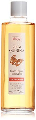 Phyto Rhum Quinina -  Locion capillar revitalizante 500 ml