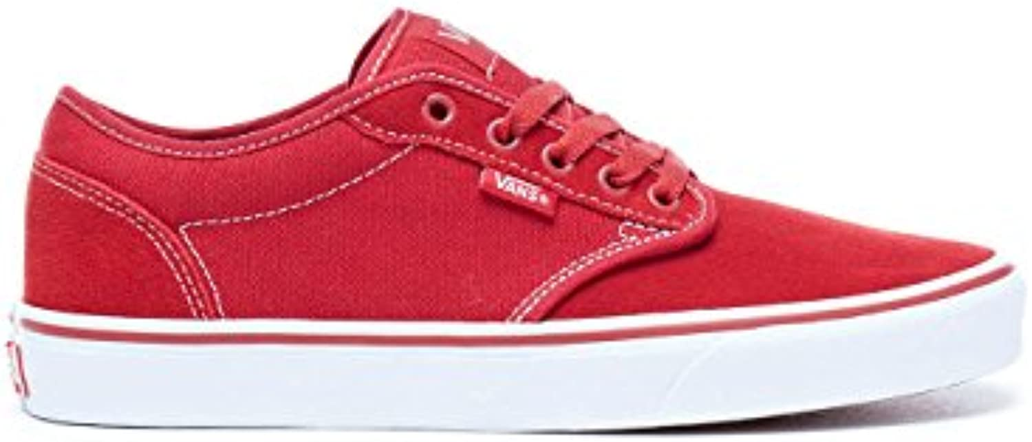 Vans Atwood  Spring 2018  (Check Liner) Red