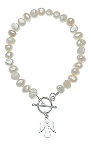 Jodie Rose VandCo Ivory Colour Freshwater Pearl and Sterling Silver