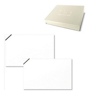 Paquete con 100 Sobres y Tarjetas de felicitación. Formato FR9