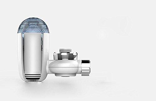 SCZLSYL Wasserhahn Wasserreiniger Haushalt Wasserhahn Filter Küche Wasserspender Filter