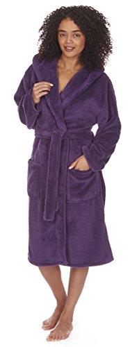 forever-dreaming-ladies-snuggle-fleece-hooded-dressing-gown-purple-medium