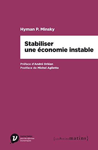 Stabiliser une conomie instable