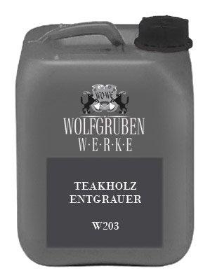 Preisvergleich Produktbild 2, 49EUR / L Teakreiniger - Hartholzreiniger 10L