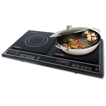 Konig 2-Zone Induction Cooker