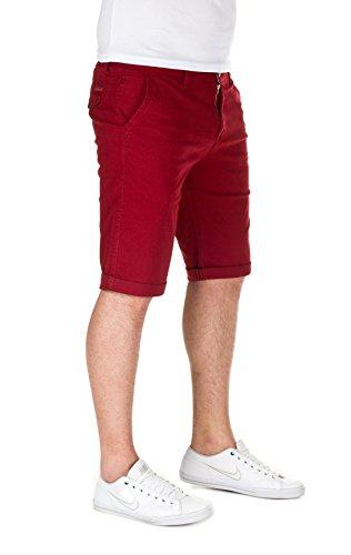 WOTEGA Herren Chino Shorts Bermuda Alex port (86448)