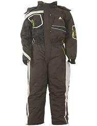 Peak Mountain - Combinaison de ski garçon 10/16 ans ECOMBO