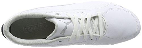 Puma Unisex Adulto Driftcat5carbonf6 Scarpe Interne Bianche (puma Bianco 03puma Bianco 03)