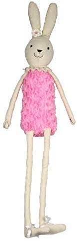 Zgyqgoo peluche 70 cm peluche ripiene giocattoli kawaii peluche easter buuny peluche coniglio rosa peluche giocattoli pasquali bambole kawaii giocattoli carini