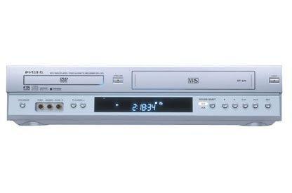 Toshiba SD-23VL DVD-Player/VHS-Recorder Kombination (Stereo Toshiba)