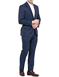 Michelengelo Blue Regular Fit Suit