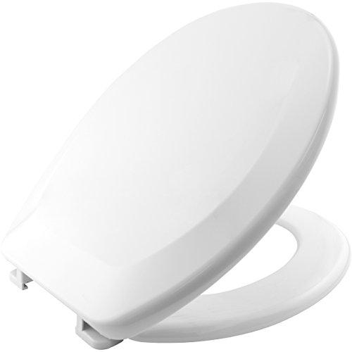 Bemis Ashford 7250TP000Thermoplast-WC-Sitz, weiß - Wc-scharnier Bemis