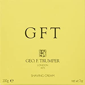 blog de salud y belleza: Geo. F. Trumper - GFT - crema de afeitar para el Crisol