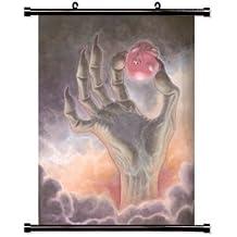 "Berserk Anime Fabric Wall Scroll Poster (31""x 45) pulgadas"