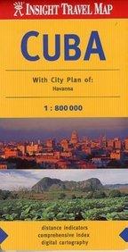 Cuba Insight Travel Map