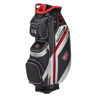Wilson Staff Golf 2019 EXO Cart Bag Trolley Bag 14 Voies...