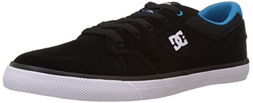 DC Shoes Nyjah Vulc, Baskets mode homme Noir (Black/Blue)