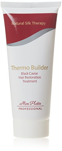 Hempz Produkte (Mon Platin Professional 100ml Natural Silk Therapy Black Caviar Thermo Builder Hair Restoration Treatment)