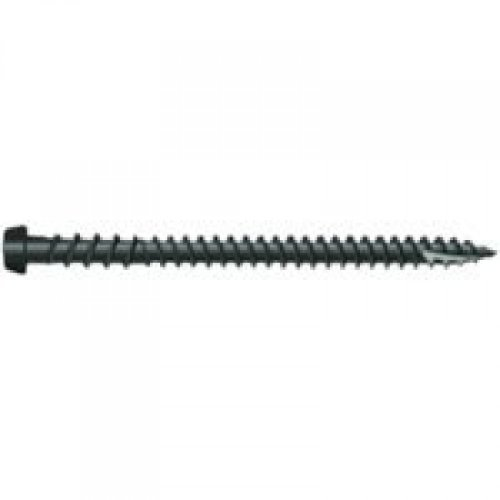 NATIONAL NAIL 349454 350CT 2-1/2-Inch by 9-Inch Grey Screw