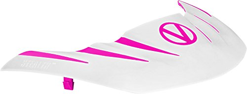 Virtue Vio Stealth Visor - white, Farbe:pink (Pink Ball Paint Guns)