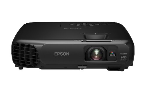 Epson EH-TW490 HD Ready 720p 3LCD Home Cinema Projector
