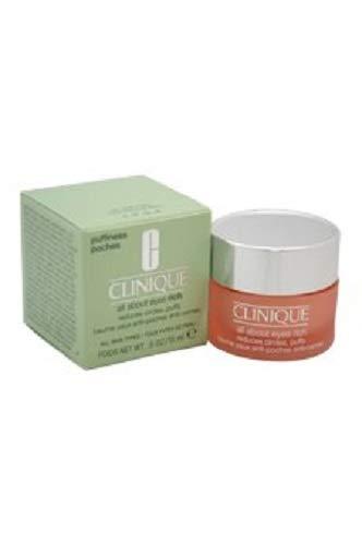 Clinique Alles über die Augen Rich Eye Cream, 15 ml