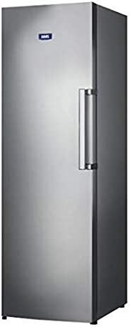 HAAS Upright Freezer, 232 Ltrs, 8.2 Cuft, 7 Drawer, Steel - HFK112SS