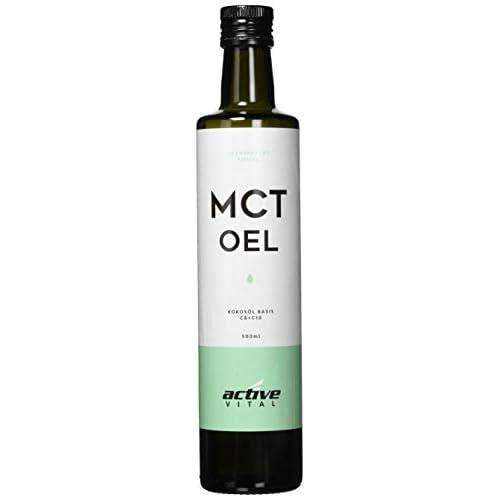 Mct L Activevital 500ml Neutral Aus Kokos L Bulletproof Coffee Keto Caprylsure C 8 Und Caprinsure C 10 Vegan