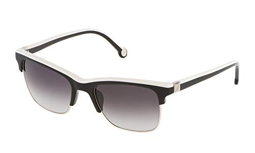 Carolina Herrera Damen SHE655530700 Sonnenbrille, Schwarz (Negro), 53