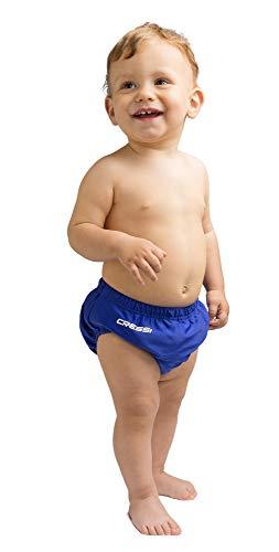 Cressi Baby Babaloo Schwimmwindel, Blau, 4T/5T (36-48 Monate)