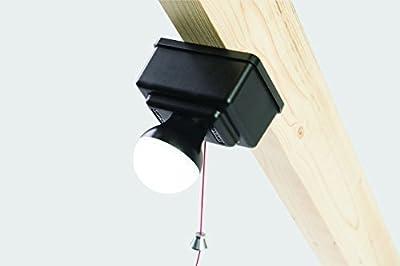 Loftleg Easy to Install LED Loft Light / Shed Light 350 Lumen