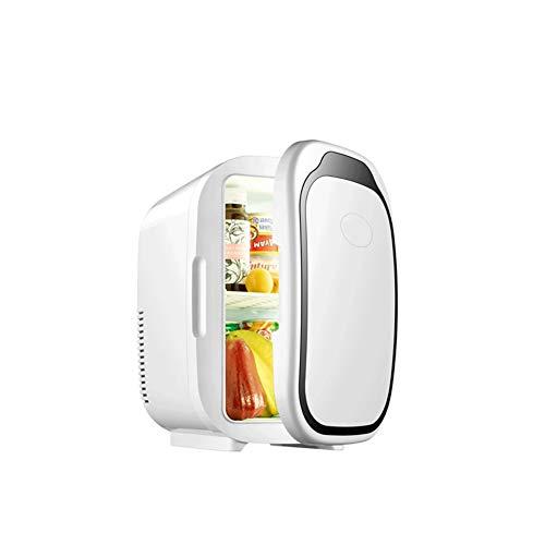 Nevera Portatil Electrica Nevera Portátil Termoeléctrica 6L Mini Refrigerador Frigorífico Para Coche...