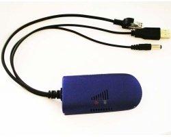 Wlan Adapter für Sat oder Kabel-Receiver mit Ethernet von Open Media