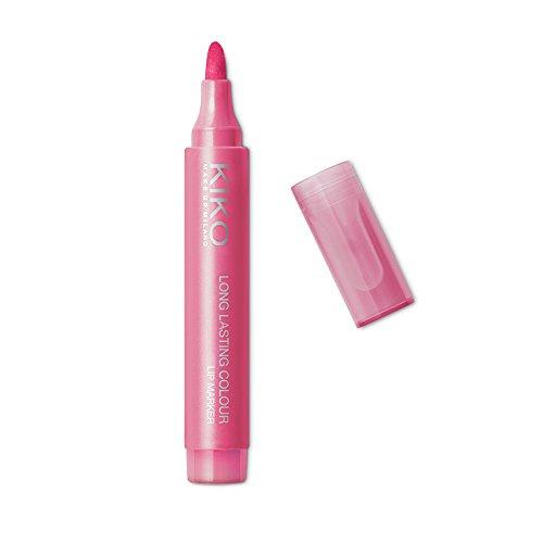 Kiko Milano Long Lasting Colour Lip Marker Nr. 108 Hot Pink Inhalt: 2,5g Lippenstift für extrem langen Halt Lippenmarker