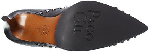Paco Gil - P3137, Stivali bassi con imbottitura leggera Donna Nero (Nero (nero))