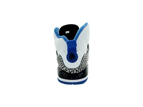 Nike Jordan Sc-3 Bg Blanc Sport Bleu Noir Gris Loup 107