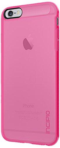 Schutzhülle für iPhone 6S Plus, Incipio NGP [flexibel] für Apple iPhone 6 Plus, iPhone 6S Plus, durchscheinend Frost, Translucent Neon Pink Translucent Pink Case Cover