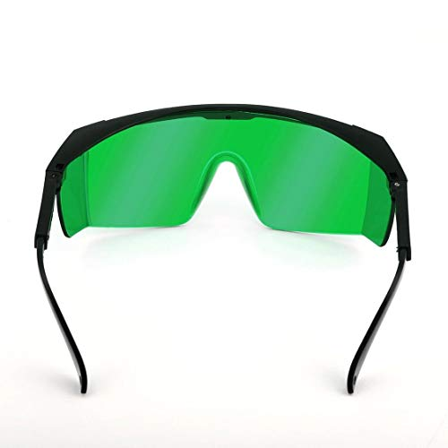 Laser Safety Glasses For Violett Blau 200-450 800-2000 nm Absorption b32977db6078