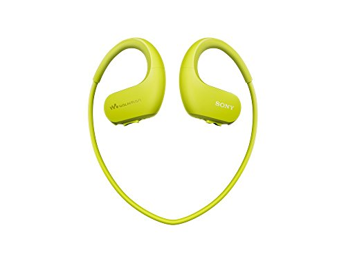 Sony NW-WS413 Waterproof and Dustproof Walkman (4GB) - Lime Green